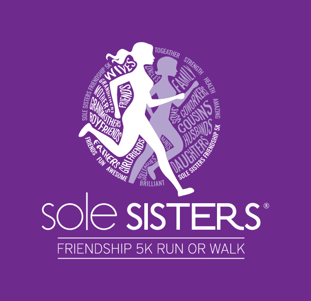 Beat the winter blues with a friend – Sole Sisters Friendship Run or Walk