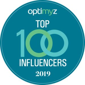 What it means to me to be included in the Top 100 Health Influencers of 2019