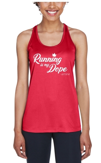 Running is my Dope-amine (Technical Tank)